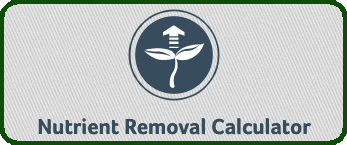 Nutrient removal tool button