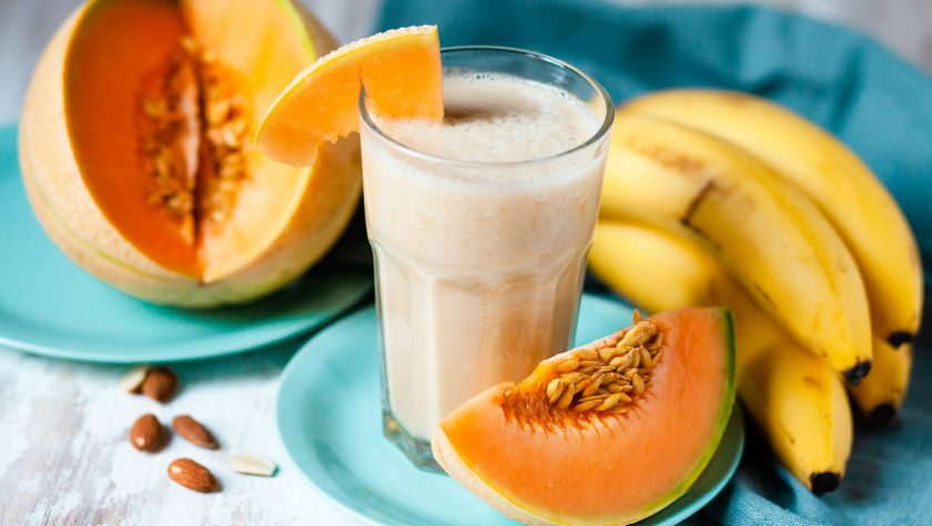 Potassium rich food and drink